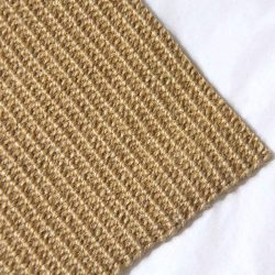 Close up of sisal fibres